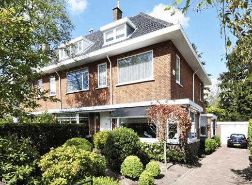 Verbouwing woning in Voorburg